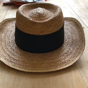 BILTMORE Vintage Straw Hat for Women